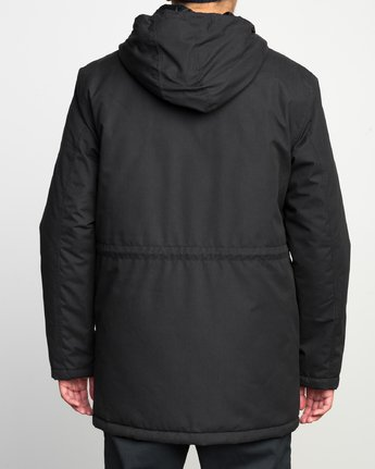 5 NO BOUNDARIES PARKA  F1JKRKRVF7 RVCA