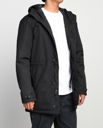 4 NO BOUNDARIES PARKA  F1JKRKRVF7 RVCA