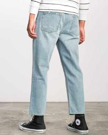 2 FLOOD DENIM-NEUTRAL  F1PNSERVF7 RVCA
