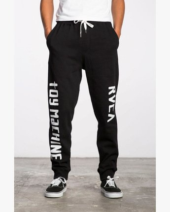 0 TOY MACHINE SWEAT PANT  F1PTGCRVF7 RVCA