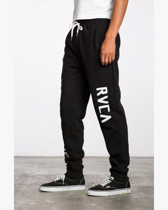 1 TOY MACHINE SWEAT PANT  F1PTGCRVF7 RVCA