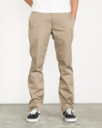 WEEKEND STRETCH PANT  F1PTRARVF7