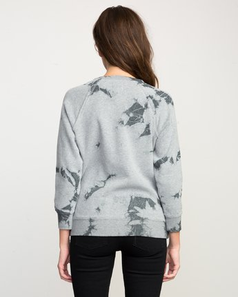 2 CLOUDED FLEECE  F3FLRARVF7 RVCA
