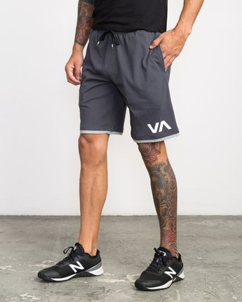 1 LAYERS II 19IN SHORT  F4WKRERVF7 RVCA