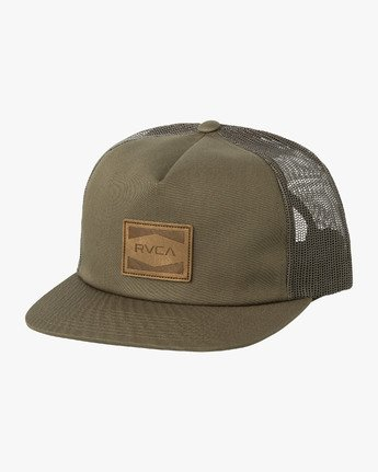 WASHBURN TRUCKER HAT F5CPRERVF7