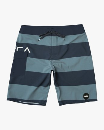 0 UNCIVIL STRIPE TRUNK  H1BSRDRVP8 RVCA