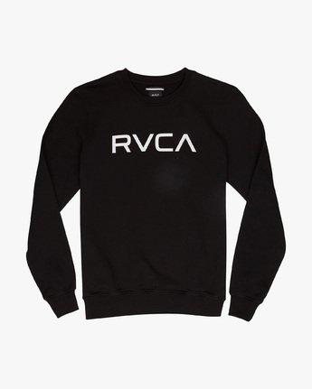 BIG RVCA CREW H1CRRDRVP8