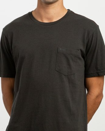 4 PTC 2 Pigment - Knit Top for Men  H1KTRCRVP8 RVCA