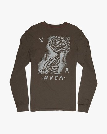 1 WOMENS DAY LS  H1LSSGRVP8 RVCA