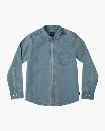 HEX DENIM LS H1SHRVRVP8
