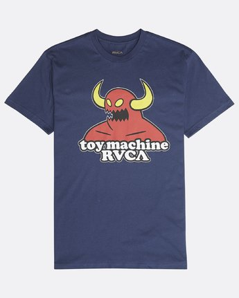 0 TOY MACHINE STANDARD  H1SSTARVP8 RVCA