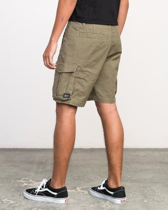 3 Wannabe Cargo - Short for Men  H1WKJORVP8 RVCA