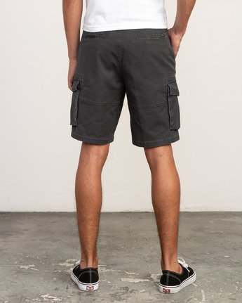 4 Wannabe Cargo - Short for Men Black H1WKJORVP8 RVCA