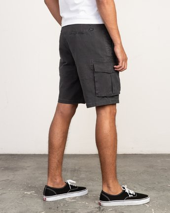 5 Wannabe Cargo - Short for Men Black H1WKJORVP8 RVCA