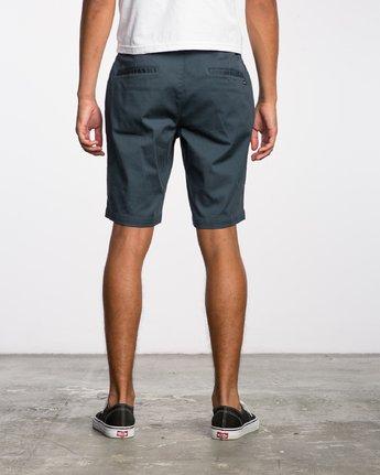 4 Weekend Stretch  - Pantalones cortos elásticos para Hombre Azul H1WKRZRVP8 RVCA