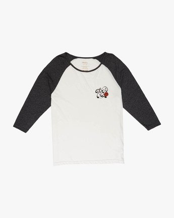 BLOOM RAGLAN  H3LSRDRVP8