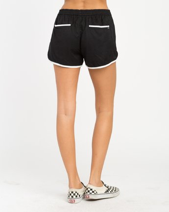 4 CRUISING SHORT Black H3WKRCRVP8 RVCA