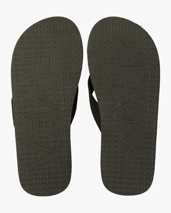1 Wave Warrior Astrodeck - Sandal for Men Negro H5FFRARVP8 RVCA
