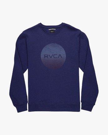 RVCA MOTORS CREW  L1CRRBRVF8