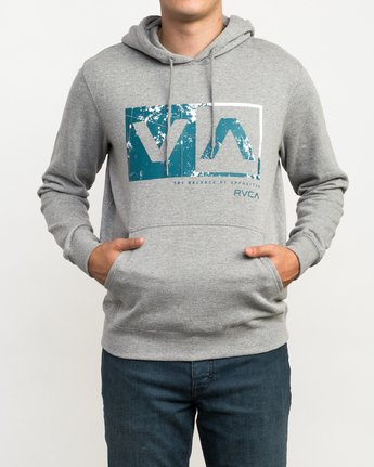 1 REFLECTION BOX PO  L1HORPRVF8 RVCA