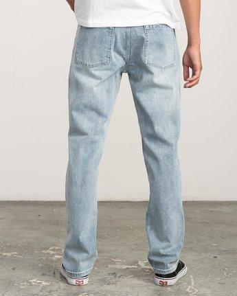 3 Daggers Slim-Straight Jeans Beige L1PNRJRVF8 RVCA