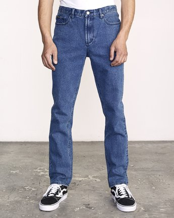 Daggers Denim  - Slim-Straight Jeans  L1PNRJRVF8