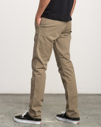 2 Daggers Chino  - Pantalon pour Homme  L1PTRBRVF8 RVCA
