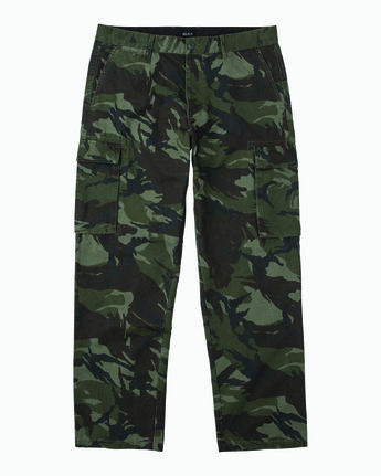 7 EXPEDITION CARGO PANT Camo L1PTRCRVF8 RVCA