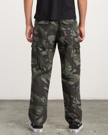 3 EXPEDITION CARGO PANT Camo L1PTRCRVF8 RVCA