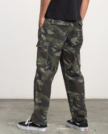 2 EXPEDITION CARGO PANT Camo L1PTRCRVF8 RVCA