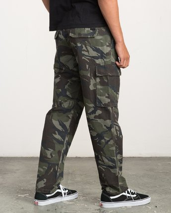 4 EXPEDITION CARGO PANT Camo L1PTRCRVF8 RVCA