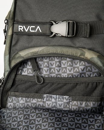 1 Estate Delux Backpack Camo L5BPRBRVF8 RVCA