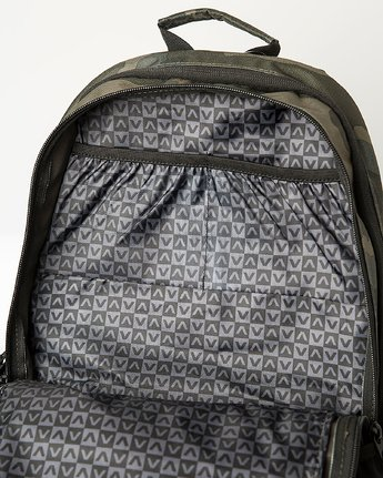 2 Estate Delux Backpack Camo L5BPRBRVF8 RVCA
