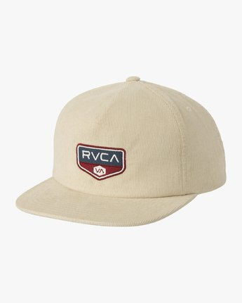 RVCA SIGN PATCH  L5CPRURVF8