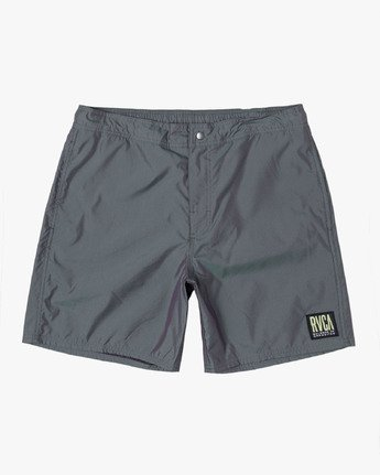 HAZED ELASTIC SHORT  M1021RHE