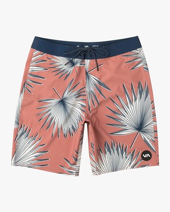 "0 Varca 20"" Boardshort Brown M102QRVA RVCA"