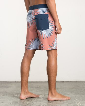 "5 Varca 20"" Boardshort Brown M102QRVA RVCA"
