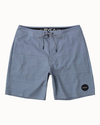 "1 CURREN BOARDSHORT 18"" Grey M1031RCT RVCA"