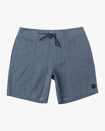 "0 Slappy Overdyed 17"" Trunk Blue M106VRST RVCA"