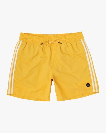 "0 Breakout 16"" Elastic Trunk Orange M111VRBE RVCA"