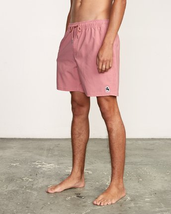 "2 Washer 17"" Elastic Trunk Pink M119URWE RVCA"