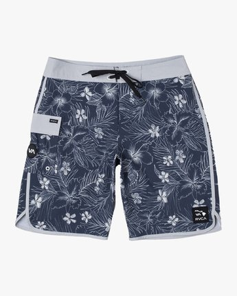 SPACED FLORAL TRUNK  M1223RSF