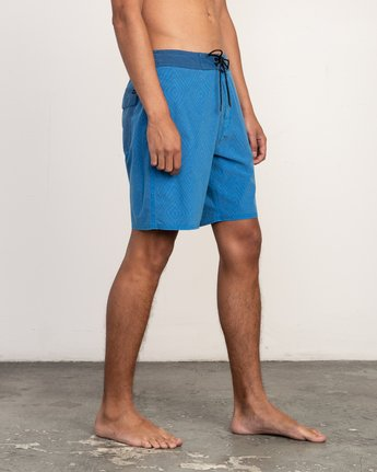"6 Mowgli Mosaic 19"" Trunk Blue M151TRMO RVCA"