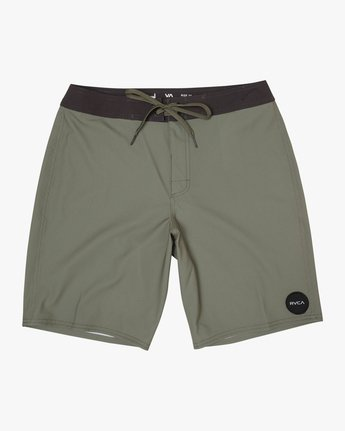 "0 VA Solid 19"" Boardshort Brown M154TRVA RVCA"
