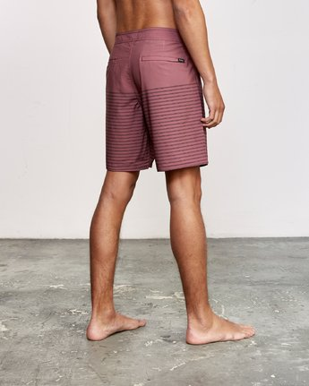 "5 Curren Caples 18"" Boardshort Grey M163TRCU RVCA"
