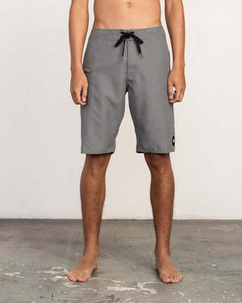 "1 Upper 20"" Boardshort Grey M166TRUP RVCA"