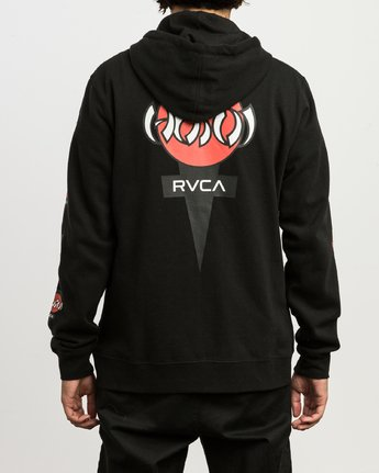 5 HOSOI ZIP Black M1ZHHARVW8 RVCA