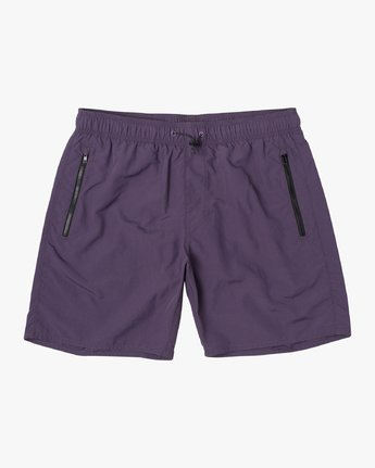 "1 All time BRODIE 17"" WALKSHORT  M2013RBS RVCA"