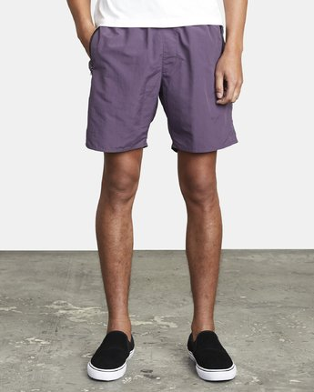 "2 All time BRODIE 17"" WALKSHORT  M2013RBS RVCA"