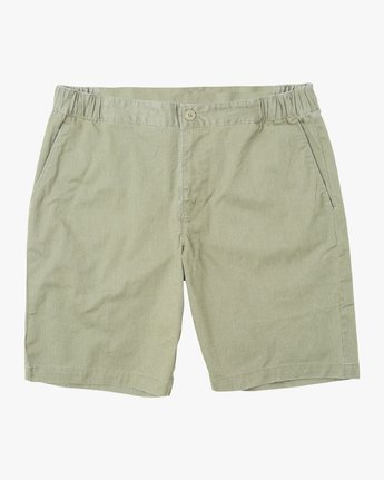 "0 All Time Session 19"" Short Beige M201TRSE RVCA"